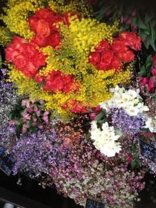 Paris, 花, 花屋